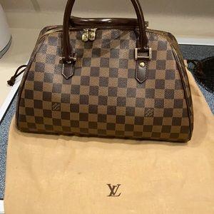 Louis Vuitton Damien Canvas Ribera MM bag